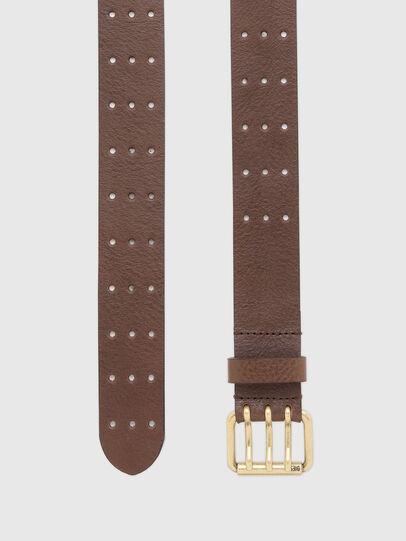 Diesel - B-MILI, Brown - Belts - Image 3
