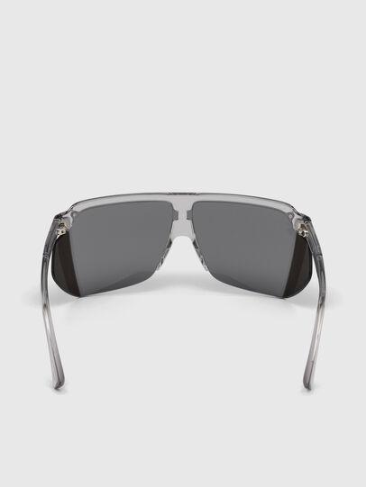 Diesel - DL0319, Grey - Sunglasses - Image 4
