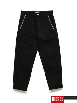GR02-P301, Black - Pants