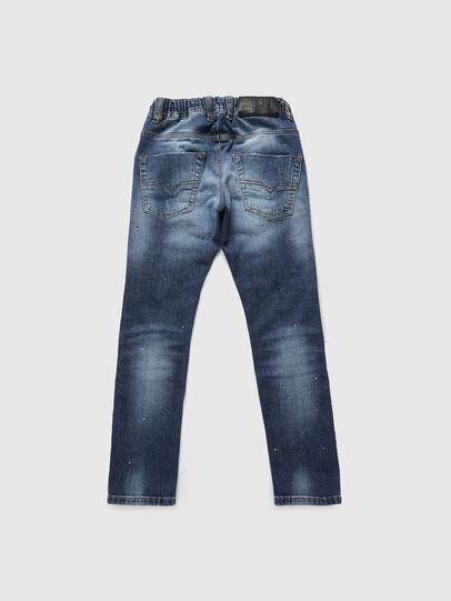 Diesel - KROOLEY-NE-J, Medium blue - Jeans - Image 2