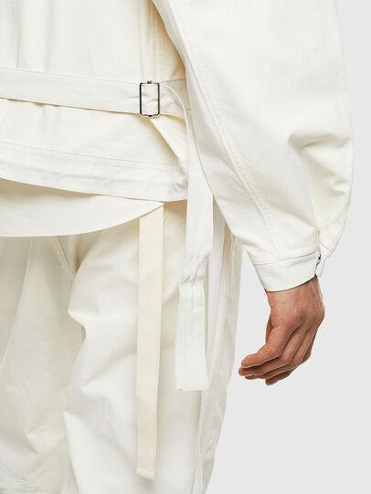 Diesel - J-BITY, White - Jackets - Image 6
