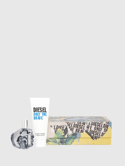 Diesel - ONLY THE BRAVE 50 ML GIFT SET, White - Only The Brave - Image 1