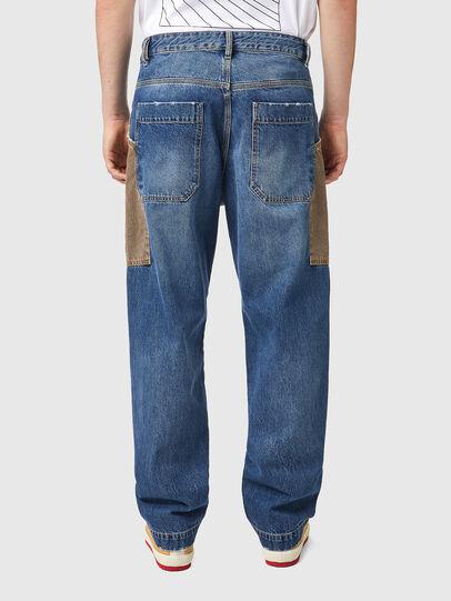 Diesel - D-Franky 0GCAY, Medium blue - Jeans - Image 2