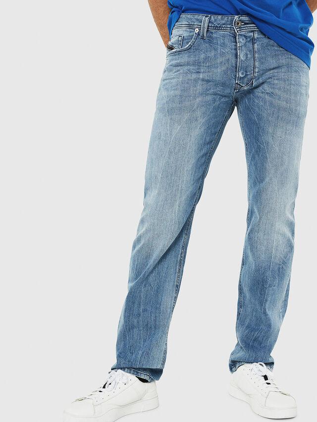 Diesel - Larkee 081AL, Light Blue - Jeans - Image 1