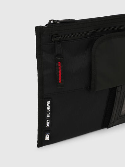 Diesel - IGA, Black - Crossbody Bags - Image 5