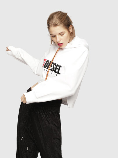 Diesel - F-DINIE-A, White - Sweaters - Image 4