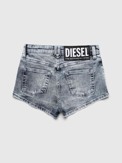 Diesel - PGINGHER, Light Blue - Shorts - Image 2