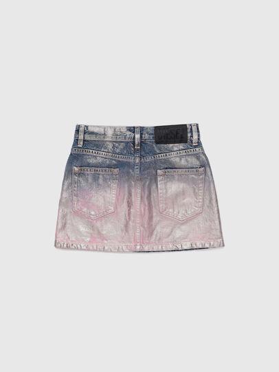 Diesel - GEJODY-R, Blue/Pink - Skirts - Image 2