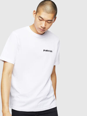 T-JUST-B31, White - T-Shirts