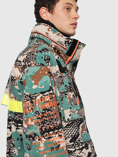 Diesel - J-TOUCHA-CAMOU,  - Jackets - Image 4