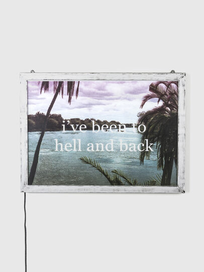 Diesel - 11022 FRAME IT!, Silver - Home Accessories - Image 1