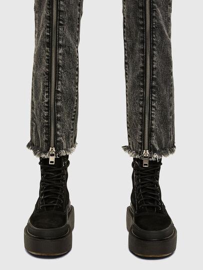 Diesel - D-Earlie 009DN, Black/Dark grey - Jeans - Image 6