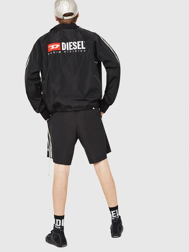 Diesel - J-AKITO, Black - Jackets - Image 5