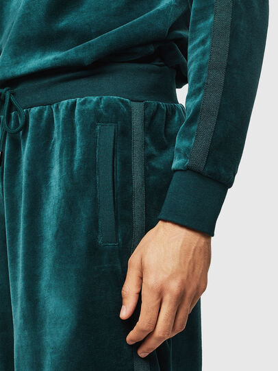 Diesel - UMLB-EDDY-CH, Dark Green - Pants - Image 3