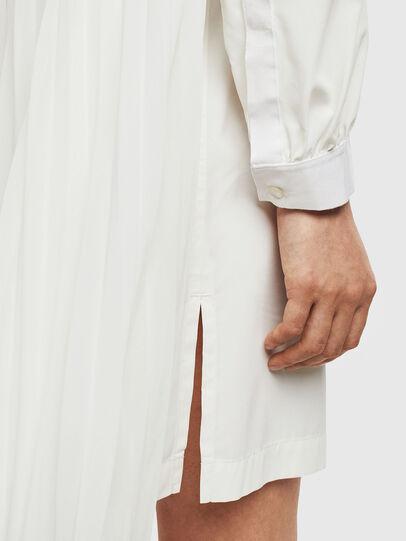 Diesel - D-TEAR, White - Dresses - Image 6
