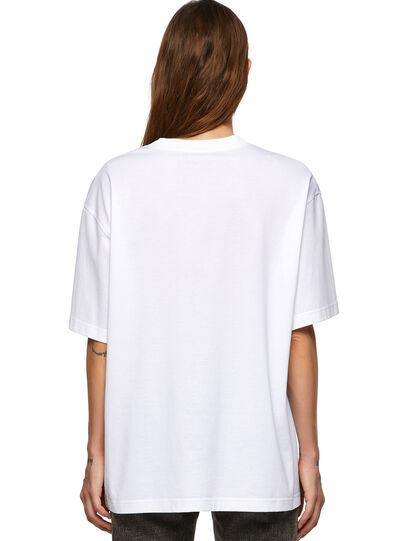 Diesel - T-SHARP, White - T-Shirts - Image 2