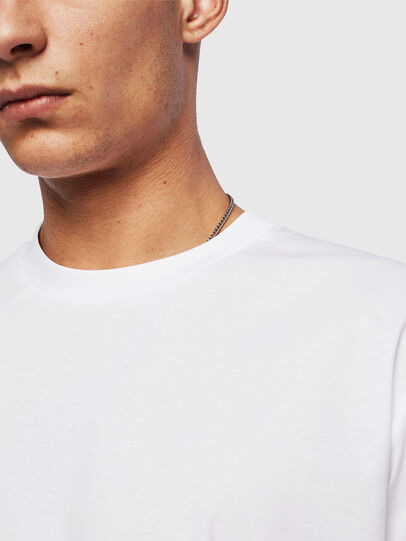 Diesel - T-GLASSY, White - T-Shirts - Image 3