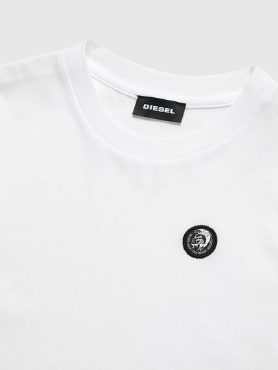 Diesel - TFREDDY ML, White - T-shirts and Tops - Image 3
