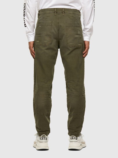 Diesel - D-Azzer JoggJeans® 069NF, Military Green - Jeans - Image 2