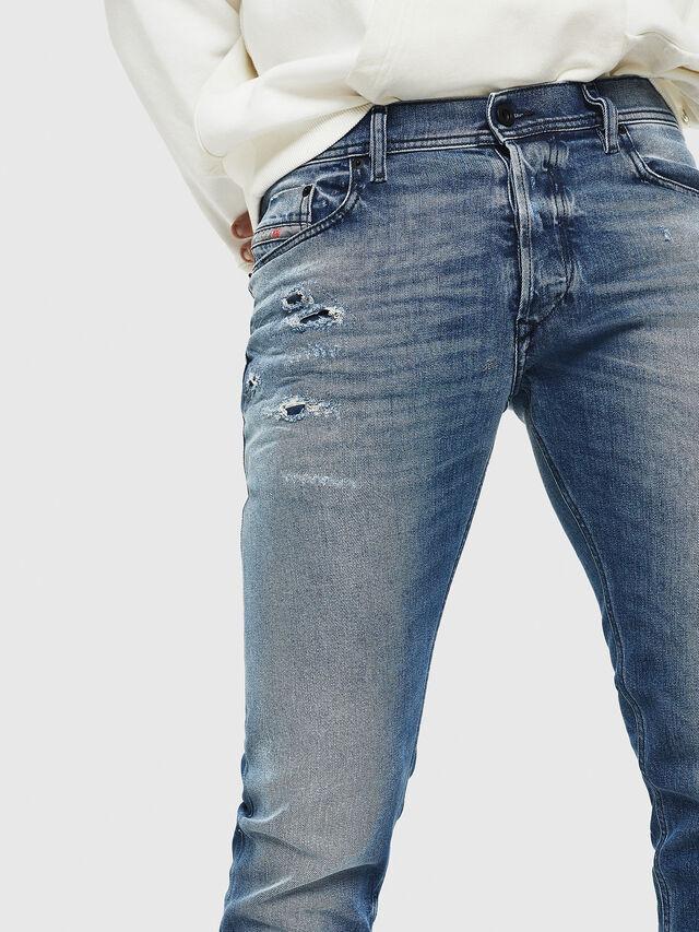 Diesel - Tepphar 0090L, Light Blue - Jeans - Image 3