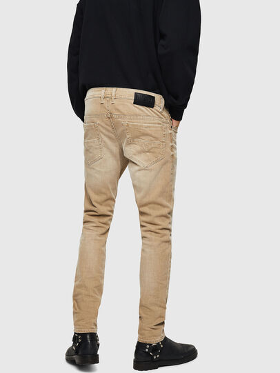 Diesel - Thommer 0890E, Light Brown - Jeans - Image 2