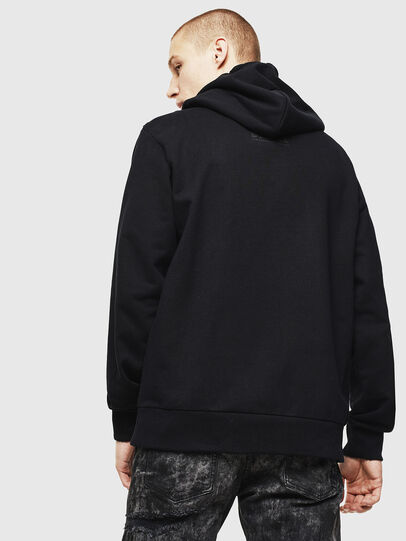 Diesel - S-GIRK-HOOD-J2,  - Sweaters - Image 2