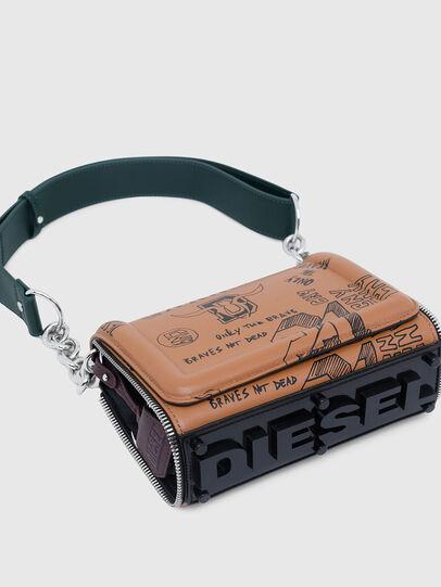 Diesel - CL - YBYS S CNY, Beige - Crossbody Bags - Image 5