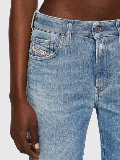 Diesel - D-Joy 09A07, Light Blue - Jeans - Image 4