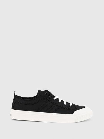 Diesel - S-ASTICO LOW LACE, Black - Sneakers - Image 1
