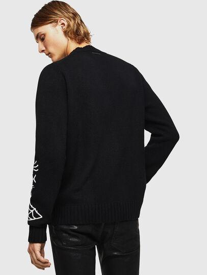 Diesel - KLATO, Black - Knitwear - Image 2