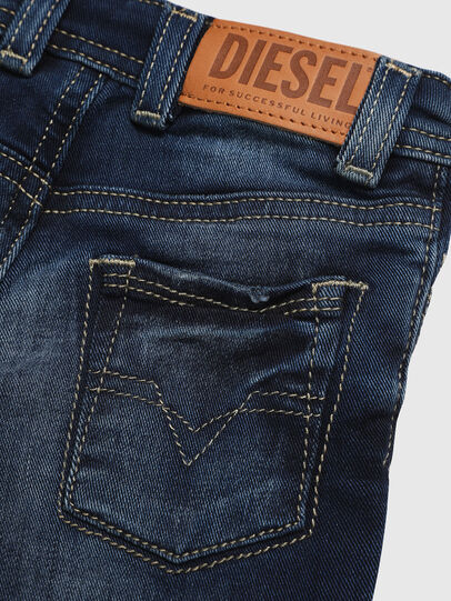 Diesel - SLEENKER-B-N, Medium blue - Jeans - Image 4
