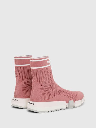 Diesel - H-PADOLA NET W, Pink - Sneakers - Image 3