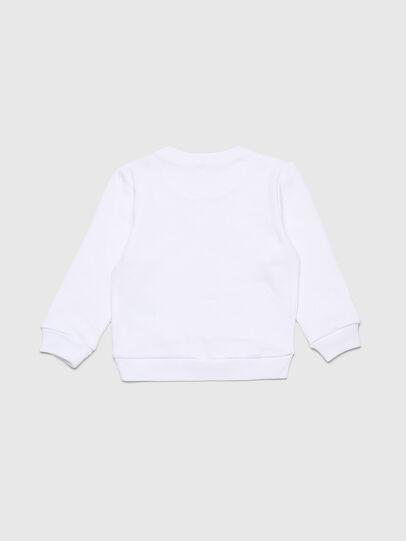 Diesel - SASHIAB-R, White - Sweaters - Image 2