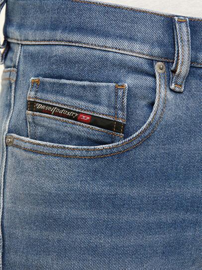 Diesel - D-Strukt 009DW, Light Blue - Jeans - Image 4