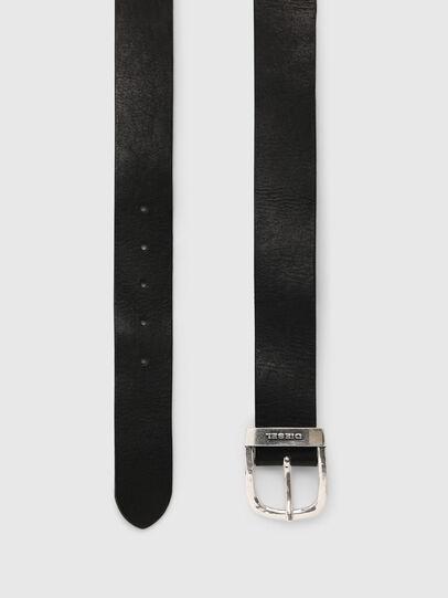 Diesel - B-ROUNCLE, Black - Belts - Image 3