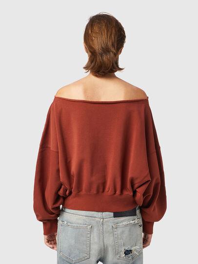 Diesel - F-BAT-B1, Brown - Sweaters - Image 2