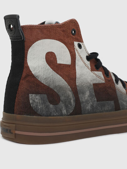 Diesel - S-ASTICO MC, Orange - Sneakers - Image 5