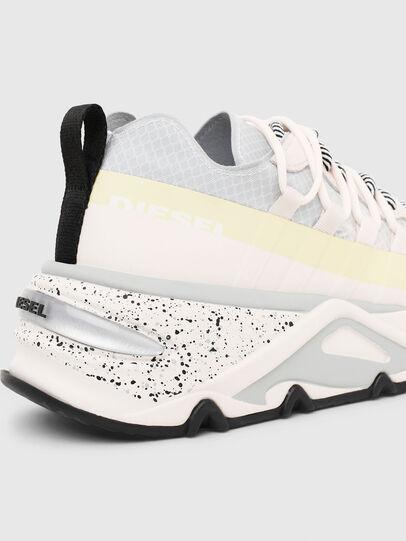 Diesel - S-HERBY SB, White/Grey - Sneakers - Image 6