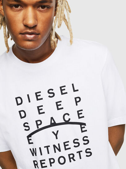 Diesel - T-JUST-J5,  - T-Shirts - Image 3