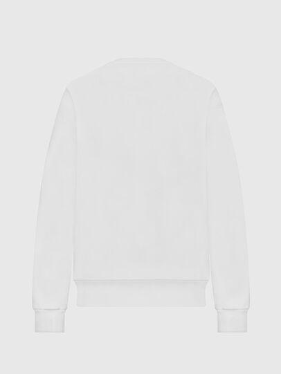 Diesel - S-GIRK-X5, White - Sweaters - Image 2