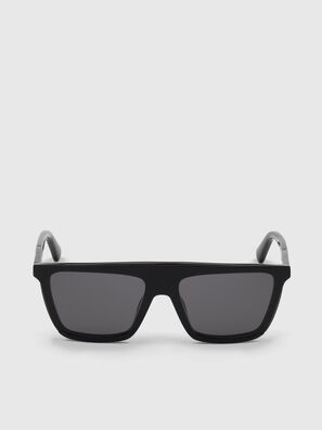 DL0323, Bright Black - Sunglasses