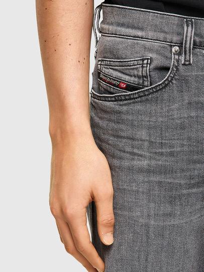 Diesel - D-Mihtry 09A10, Light Grey - Jeans - Image 3