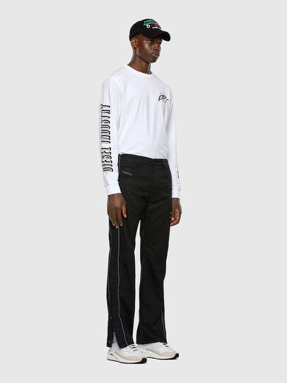 Diesel - KROOLEY JoggJeans® 0KAYO, Black/Dark grey - Jeans - Image 7