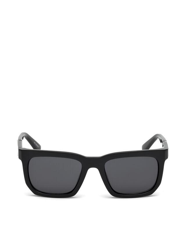 Diesel - DL0254, Black - Eyewear - Image 1