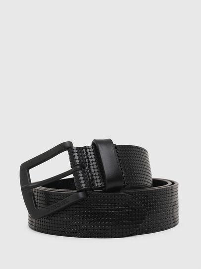 Diesel - B-ERBE, Black - Belts - Image 2