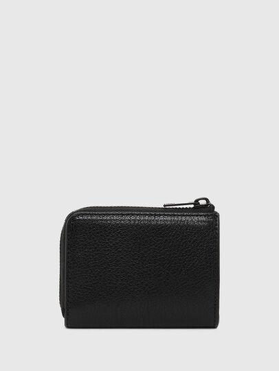 Diesel - L-PASSME, Black/Orange - Small Wallets - Image 2