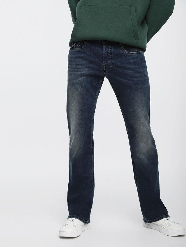 Diesel - Zatiny 084BU, Dark Blue - Jeans - Image 1