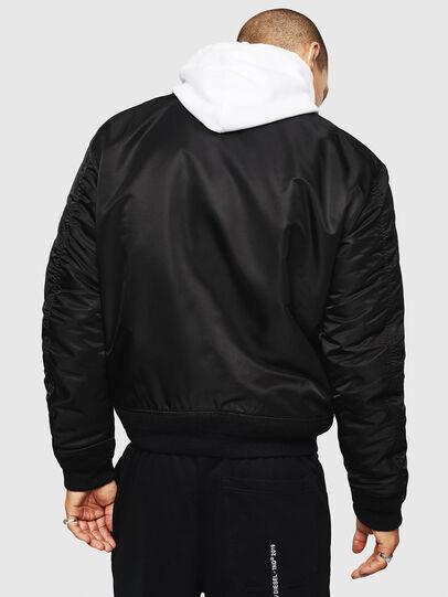 Diesel - J-TANKER, Black - Jackets - Image 2