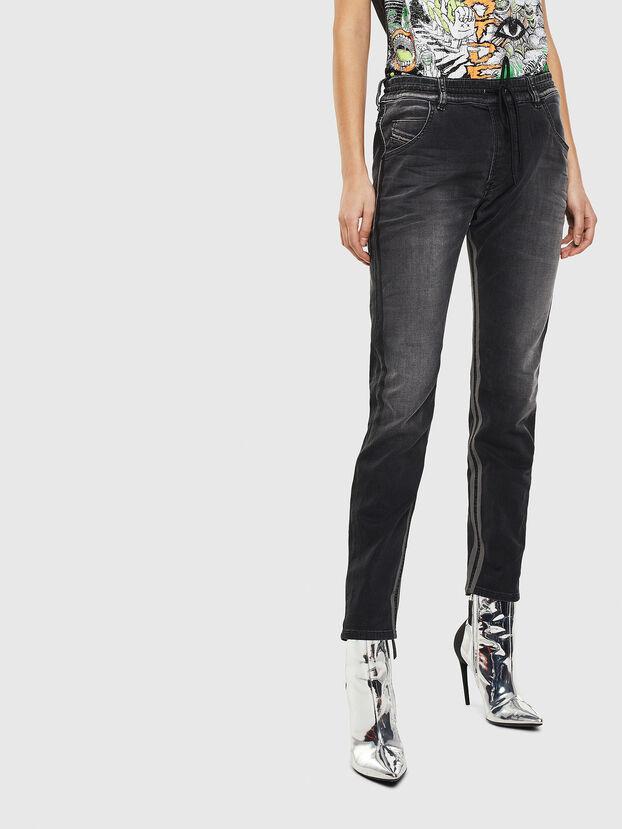 Krailey JoggJeans 0094Q, Black/Dark grey - Jeans