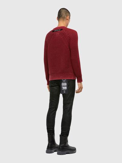 Diesel - K-LIAM, Brown - Knitwear - Image 5